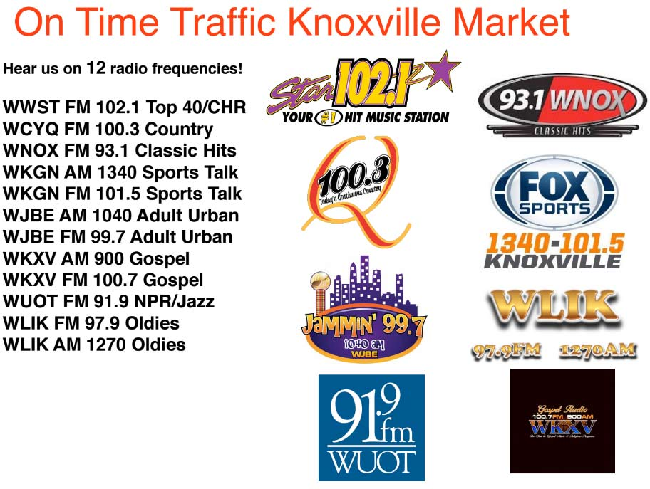 on-time-traffic-knoxville-market